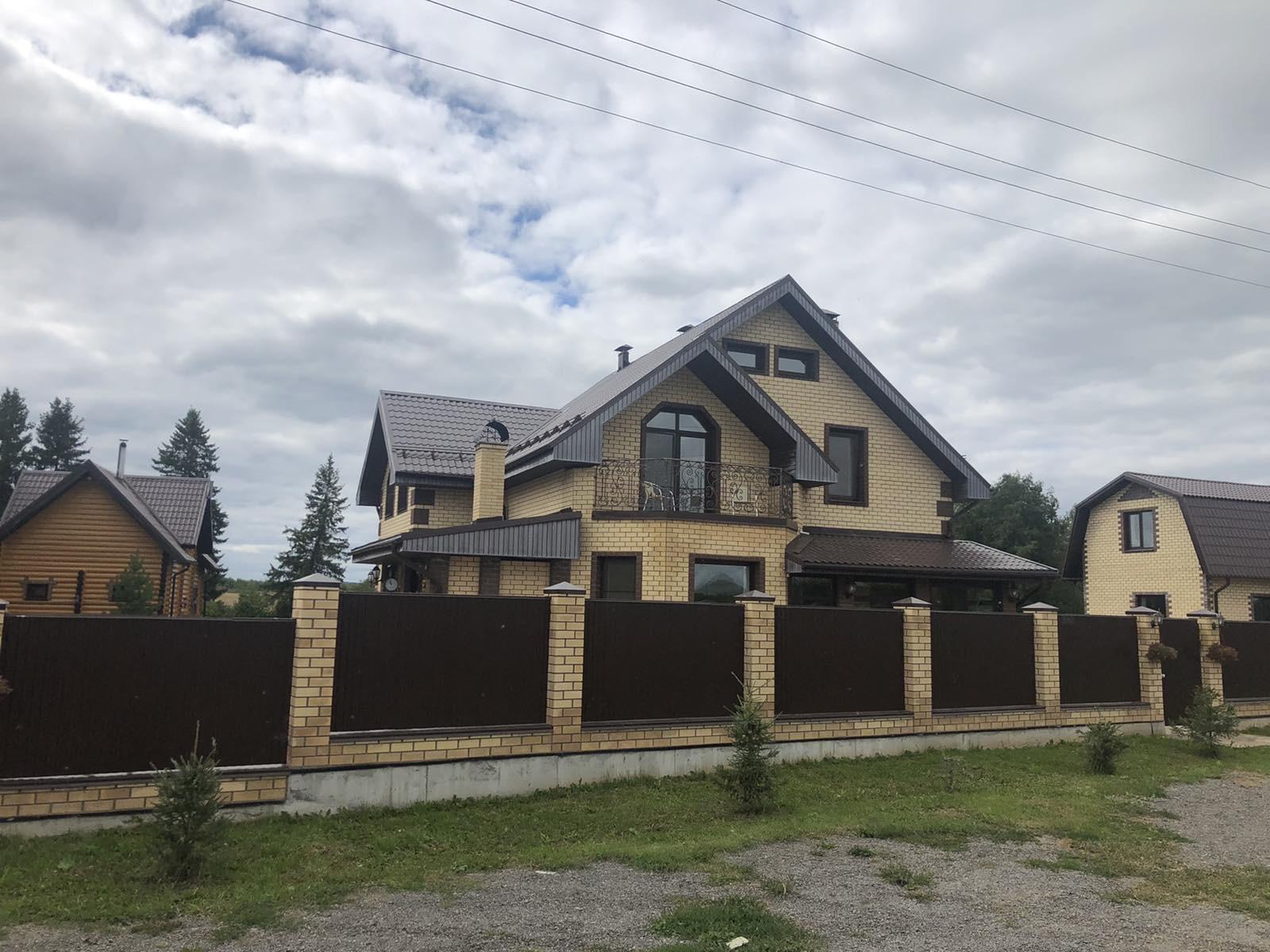 img 6615 kopiya - Дом 11м х 10м с террасой в д. Петряхино