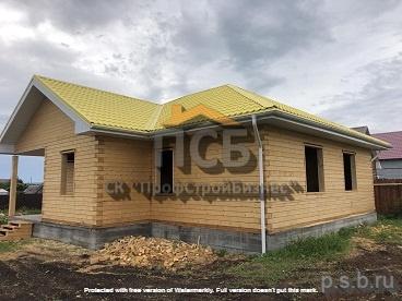 gkbewc4x7nq 2 kopiya - Дом из бруса 9м х 12м в с. Култаево